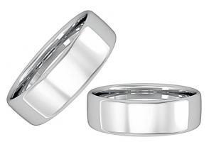 Vestuviniai žiedai iš platinos - Indivi.lt